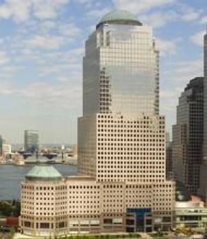 Two World Financial Center New York City Skyscraper