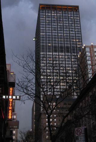 1633 broadway new york: